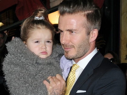 Megható gesztust tett David Beckham