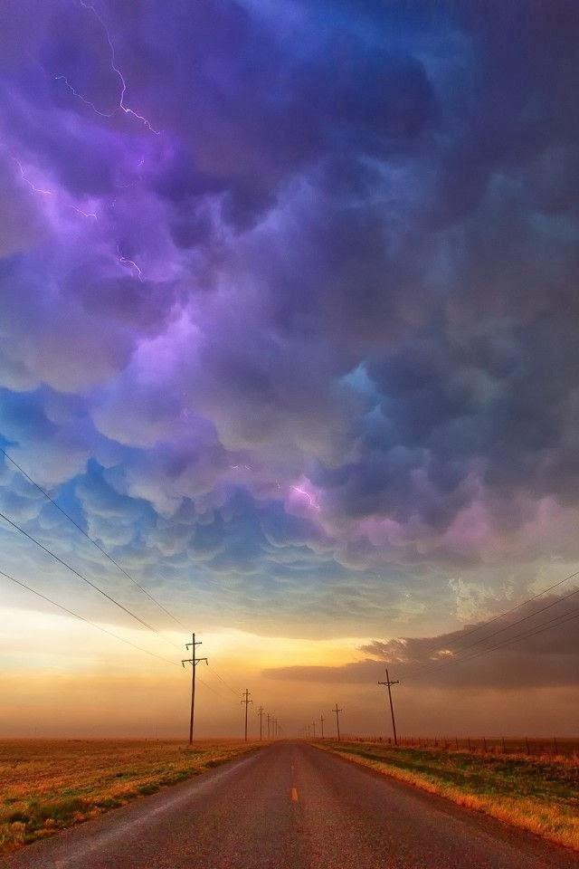 Felhőcsodák égen és földön