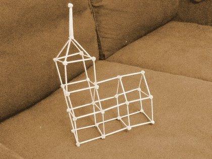 Bábel építő csicseriborsóból