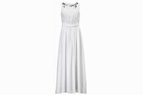 A H&M menyasszonyi ruhája