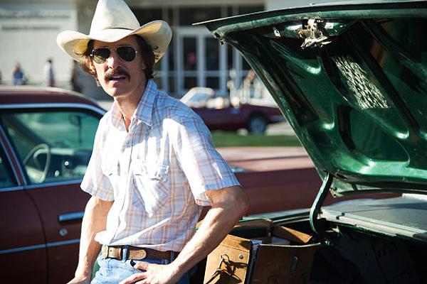 Elárverezik Matthew McConaughey kalapját