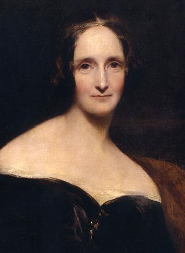 Mary Shelley - Egy lány, aki szörnyet alkotott és szörnyű életet élt