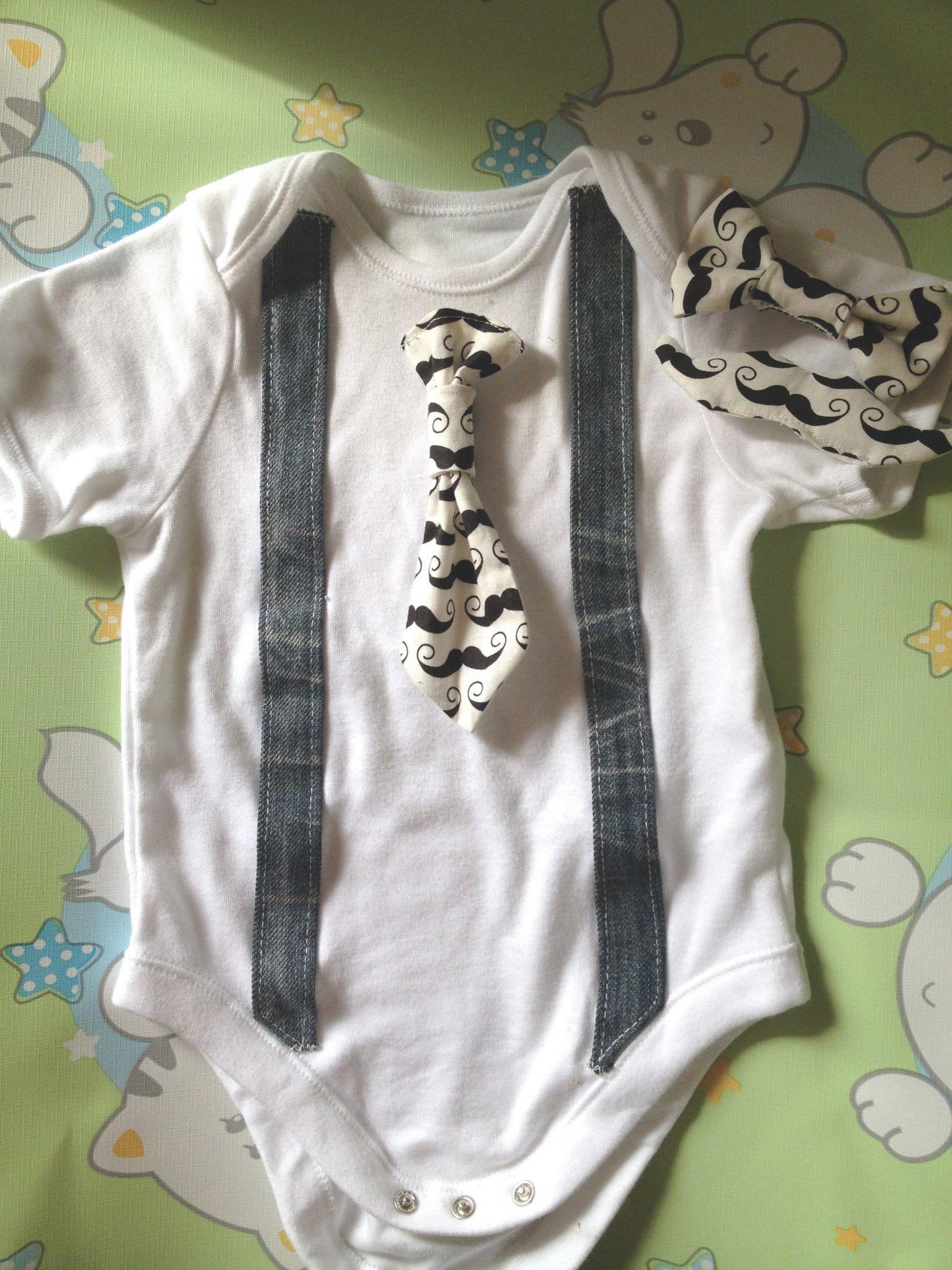 csináld magad: gyors szülinapi ruha egyéves kisfiúnak