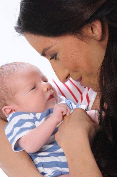 Megható verssel köszöntötte szülinapos gyermekét Rubint Réka