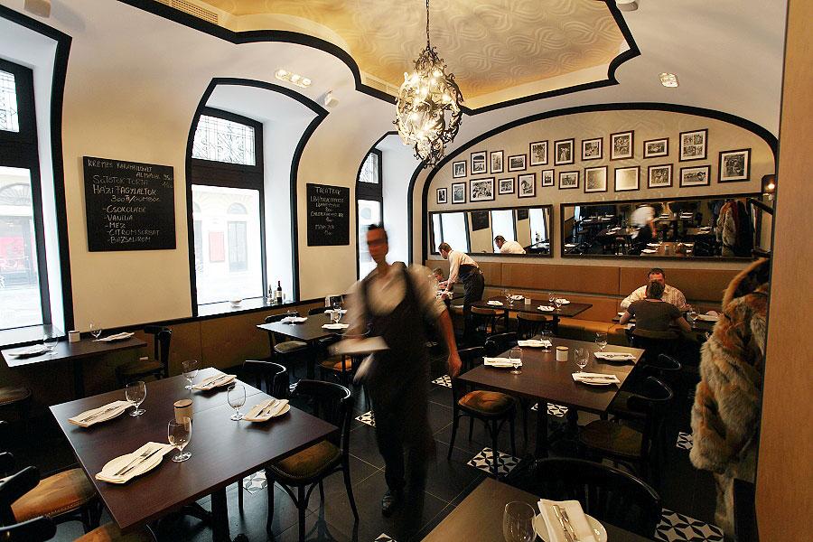 Harmadik magyar étterem is megkapta a Michelin-csillagot