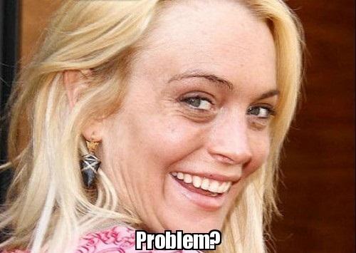 Lindsay Lohan kiteregette a szennyest