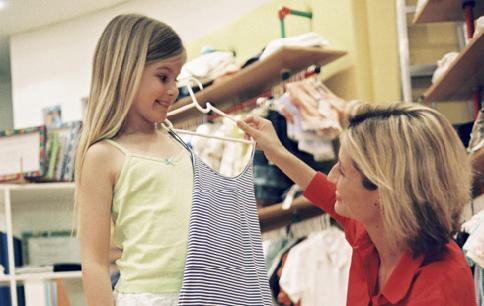 Shopping a gyerekkel - hogy tervezzük?