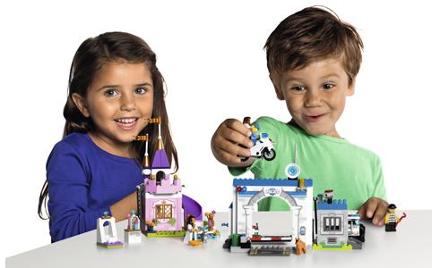 Megérkezett az óvodásoknak tervezett LEGO Juniors