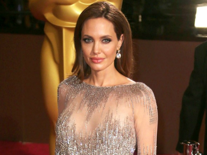 Angeline Jolie megríkatta a kisfiát