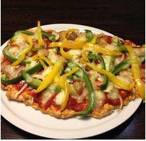 Készíts egészséges pizzát csirkemellből!