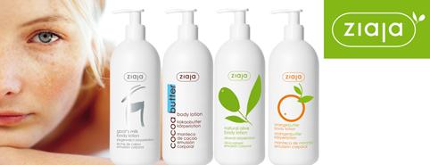 Ziaja kozmetikumok: fiatalos, gyümölcsös, natúr- bőrápolás elérhető áron!