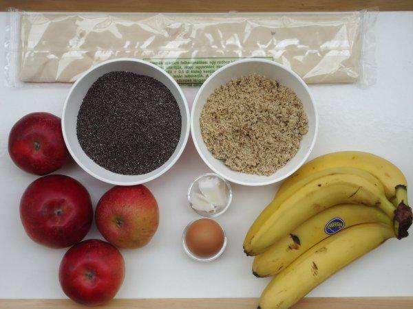 Mennyei flódni – cukor nélkül, 25 perc alatt