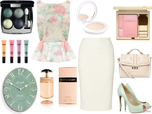 Menta és rózsaszín a divatban