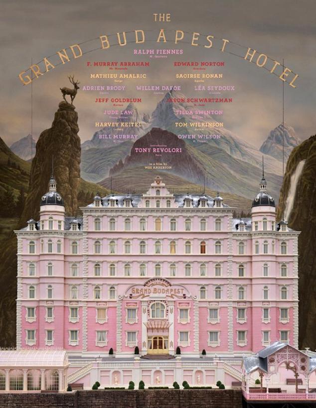 Egy film, amiben még a statiszták is világsztárok - Ilyen lett A Grand Budapest Hotel