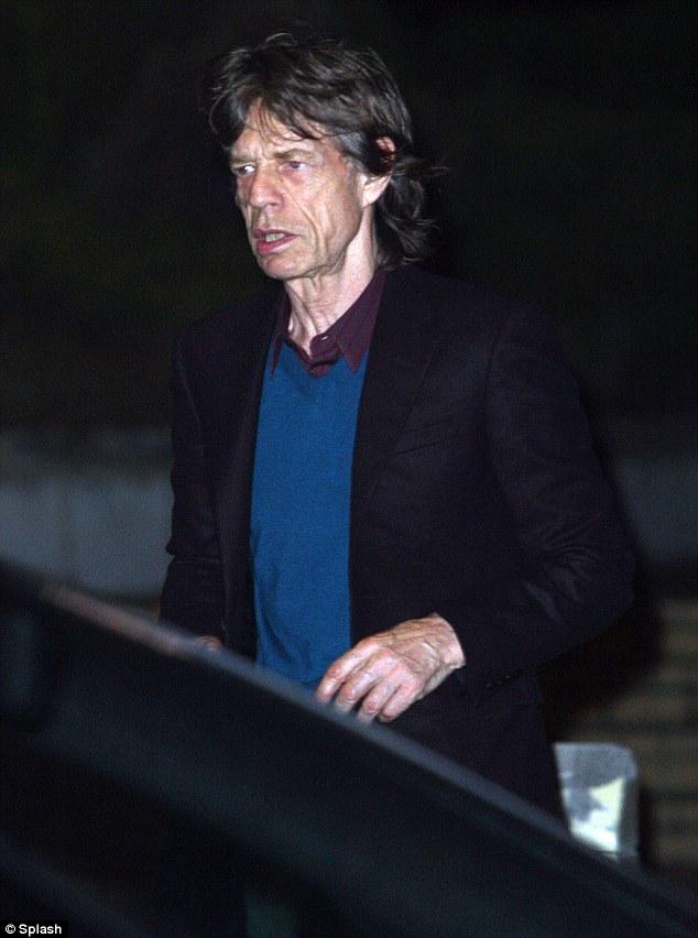Mick Jagger összetört kedvese halálhíre után