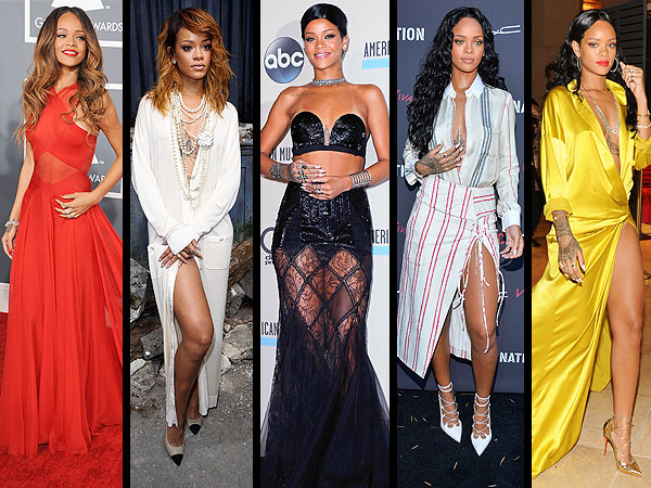 2014 stílusikonja: Rihanna