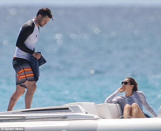 Újra együtt Justin Timberlake és Jessica Biel