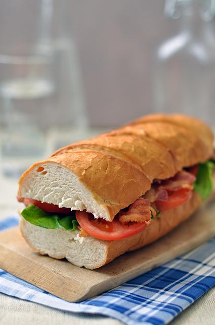 Három híres szendvics