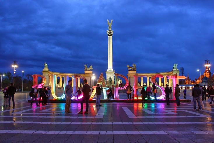 Új, megmászható turistalátványosságot kapott Budapest