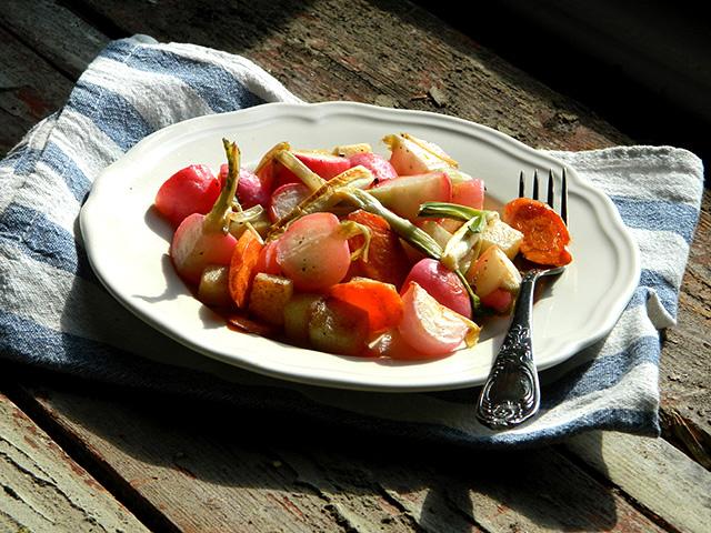 Élvezd a tavaszt! – receptek friss tavaszi zöldségekből