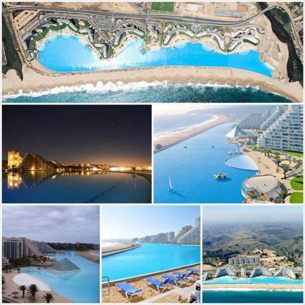 Elképesztő úszómedencék luxuskivitelben