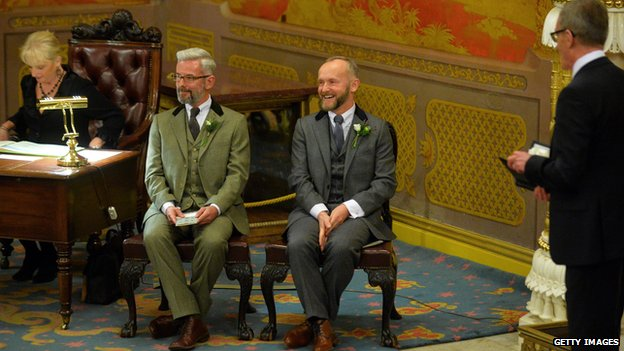 Andrew Wale és Neil Allard, Brighton/BBC