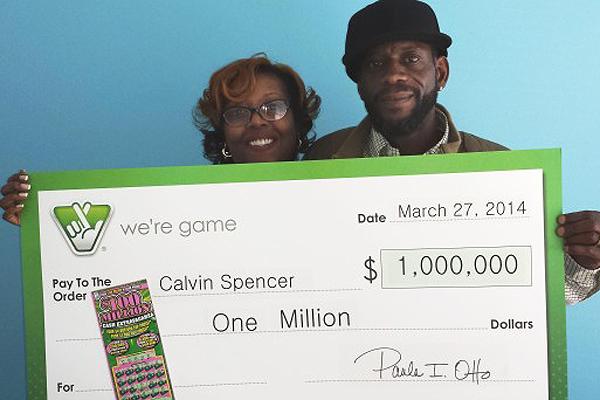 1 hónap alatt héromszor nyertek a lottón