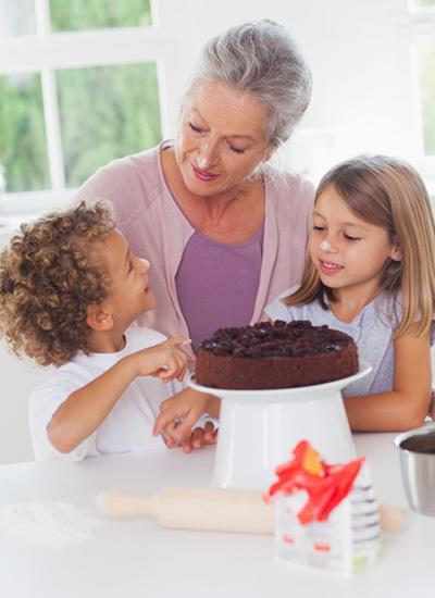 7 ok, amiért jó nagymamának lenni