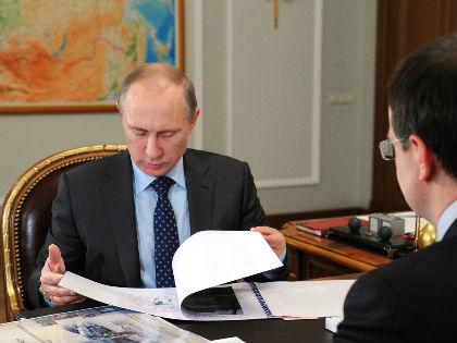 Hivatalosan is elvált Putyin