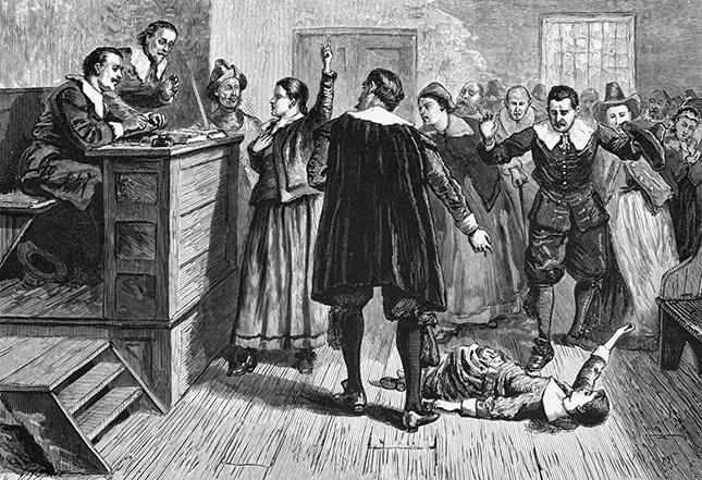Kik voltak a salemi boszorkányok?