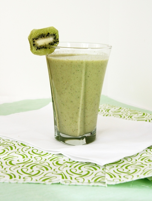 Kiwi-banán shake- igazi zsírégető