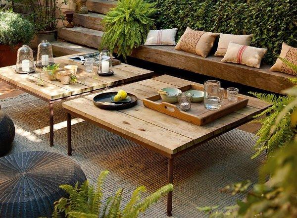 Így alakíts ki nappalit a kertben!