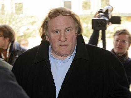 Beletörődött a bírósági ítéletbe Gerard Depardieu
