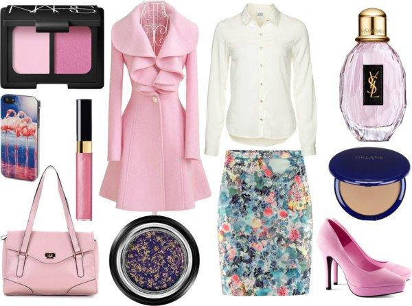 Pénztárcabarát business chic rózsaszínben