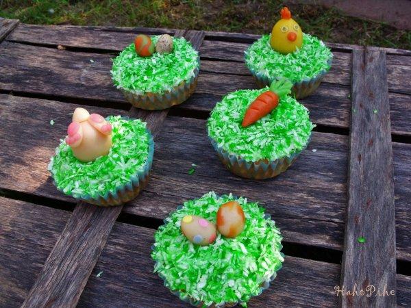 Készítsünk húsvéti muffint!