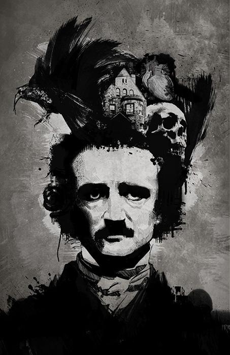 Züllött alak, vagy meg nem értett zseni? – Edgar Allan Poe