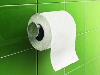 A vécépapír rövid története