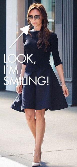 Victoria Beckham 40 éves
