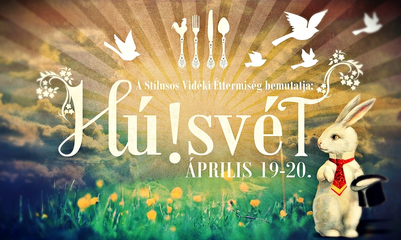 Így ünnepeld a húsvétot!