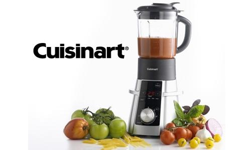 Cuisinart – Technika és az innováció a konyhaművészet szolgálatában.