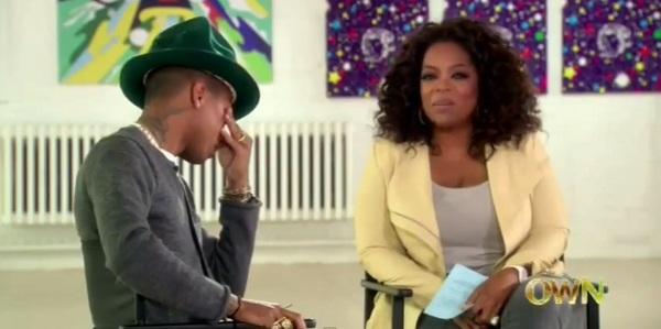 Meghatotta sikere Pharrell-t