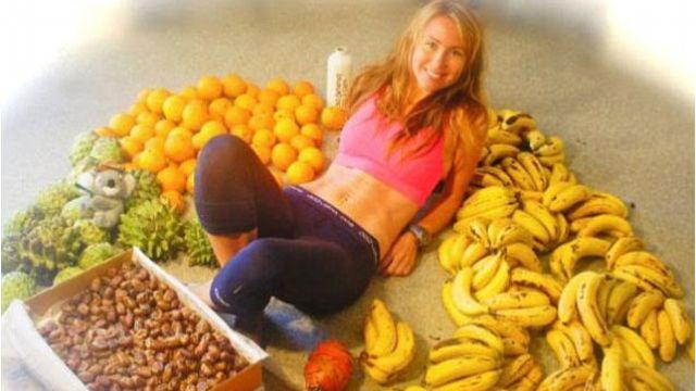 Így néz a nő, aki naponta 50 banánt eszik