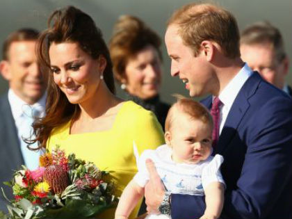Katalin hercegné és Vilmos herceg