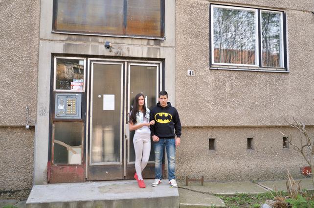 Megmentették az elárvult testvérpár lakását