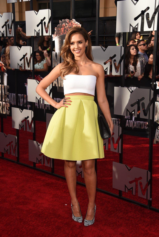 MTV díjátadó képekben - ki hogyan öltözött?