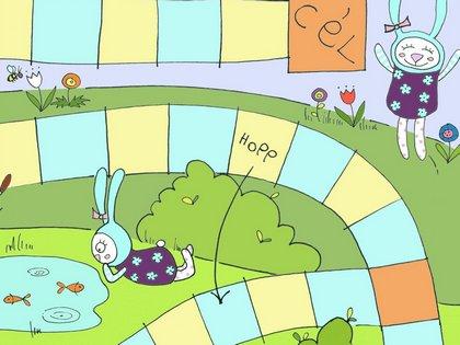 Ennivaló húsvéti társasjáték gyerekeknek – töltsd le ingyen!