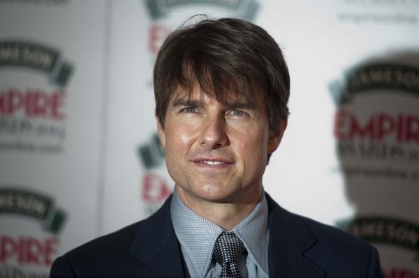 Ő Tom Cruise új barátnője