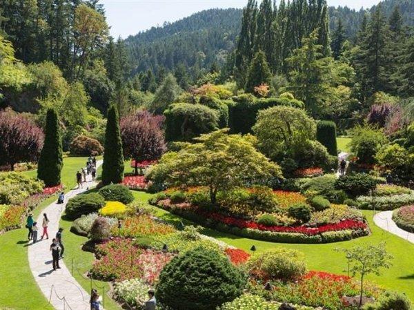 A világ legcsodálatosabb botanikus kertjei