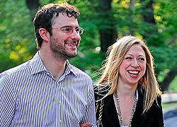 Chelsea és férje