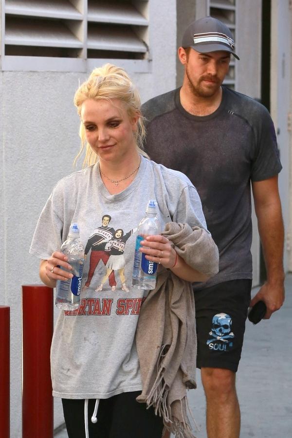 Apja megtiltotta Britney Spearsnek a házasságot